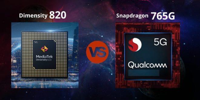 Dimensity 820 Vs Snapdragon 765G 660x330 1