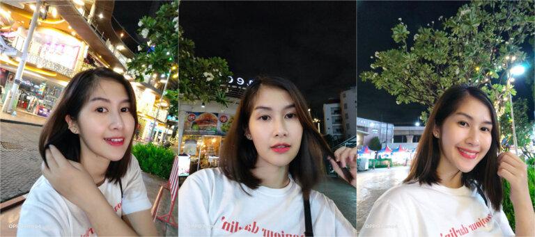 OPPO Reno4 Ultra Night Selfie Front Camera 0001