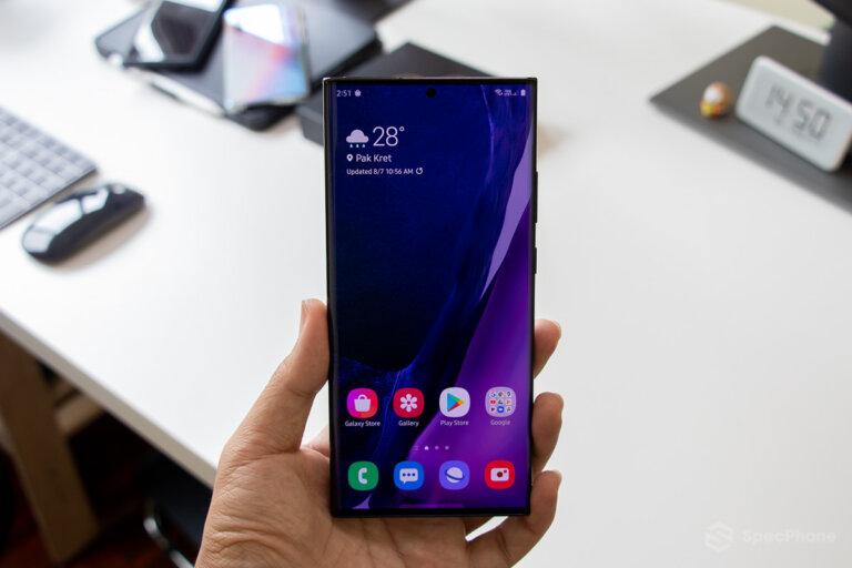 พรีวิว Samsung Galaxy Note20 Ultra 5G