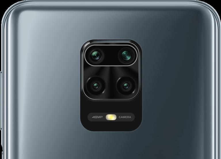 มือถือจอใหญ่ Redmi Note 9s