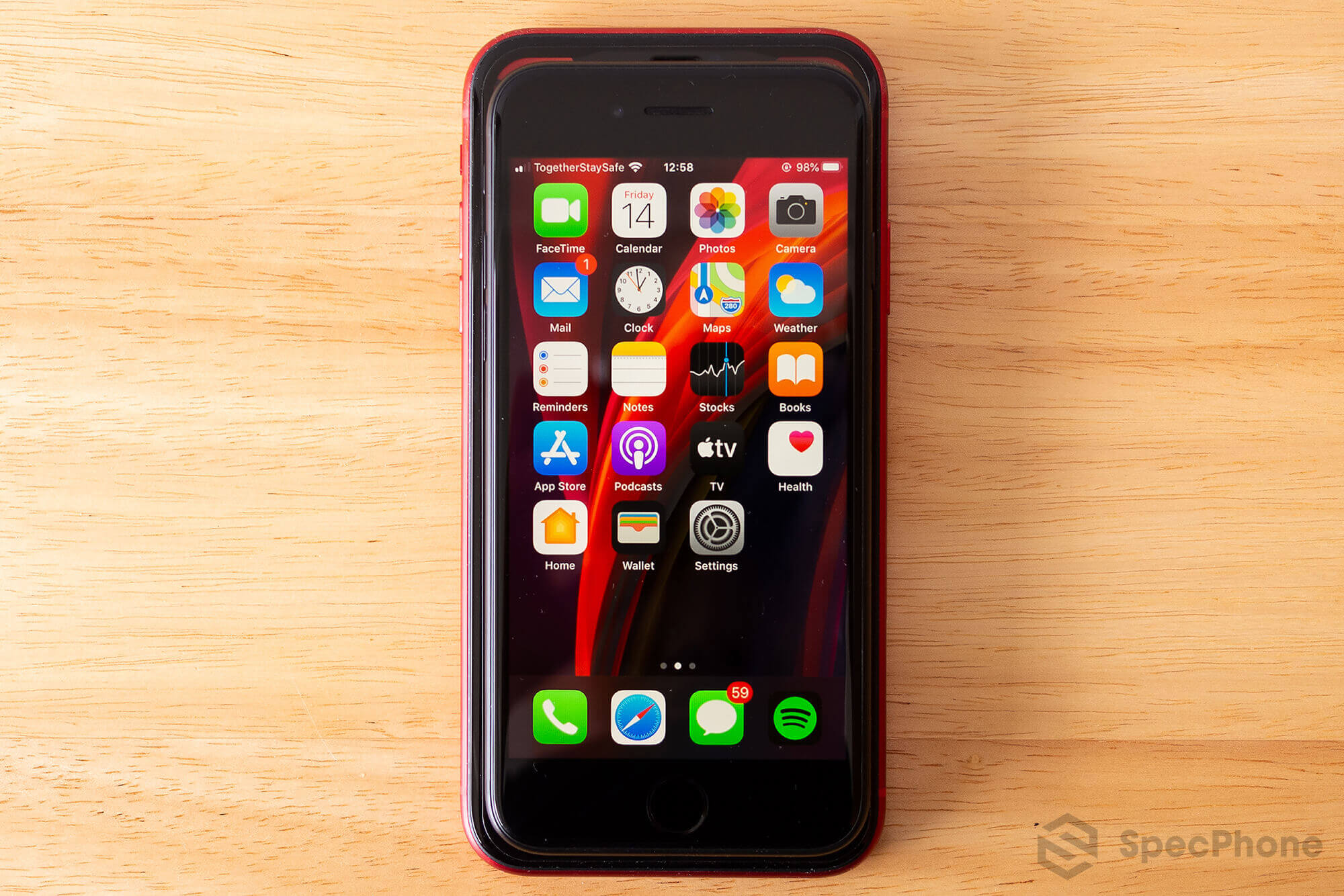 Review iPhone SE 2 2020 SpecPhone 15