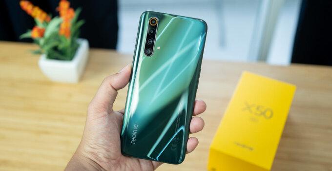 Review realme X50 5G SpecPhone 00008