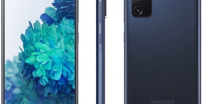 Samsung Galaxy S20 Fan Edition colour 001