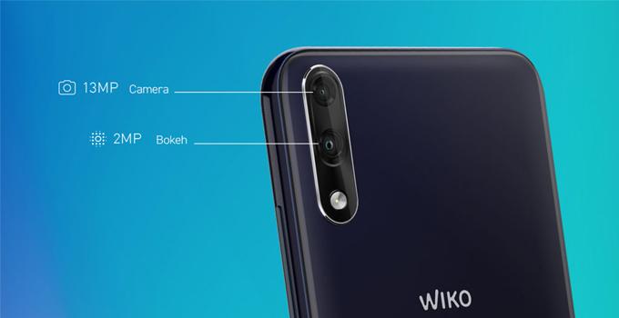 มือถือราคา 2000-3000 บาท wiko view4 lite camera