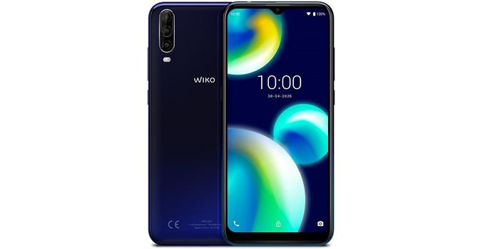 มือถือราคา 2000-3000 บาท wiko view4 lite display