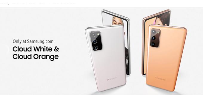สเปค Samsung Galaxy S20 FE samsung pre
