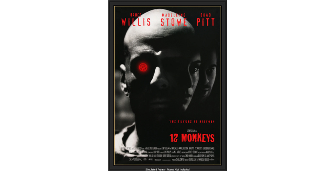 หนังดีบน Netflix 12 monkeys
