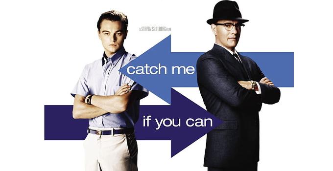 หนังดีบน Netflix Catch Me If You Can