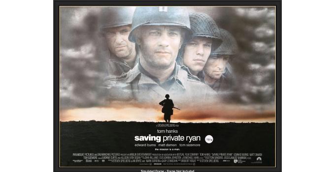 หนังดีบน Netflix Saving Private Ryan