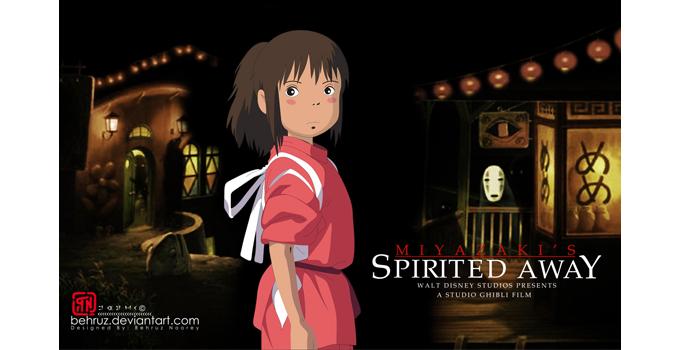 หนังดีบน Netflix Spirited Away