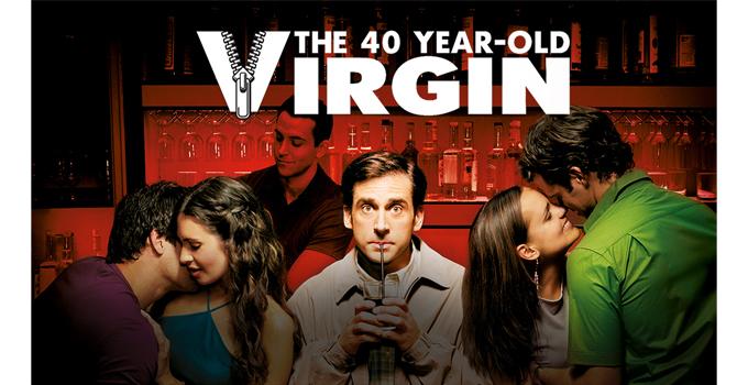 หนังดีบน Netflix The 40 Year-Old Virgin