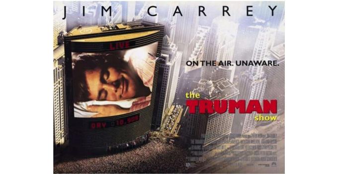 หนังดีบน Netflix The Truman Show