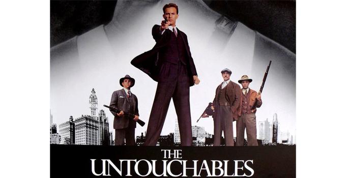 หนังดีบน Netflix The Untouchables