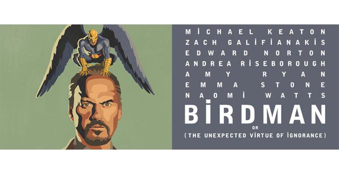 หนังดีบน Netflix birdman