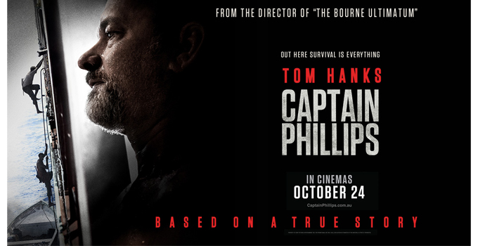 หนังดีบน Netflix captain pillips