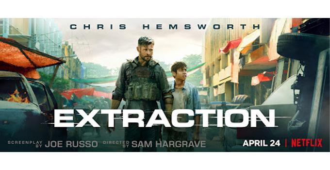 หนังดีบน Netflix extraction