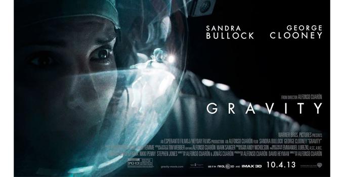 หนังดีบน Netflix gravity