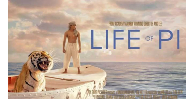 หนังดีบน Netflix life of pi