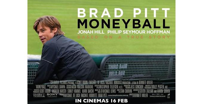 หนังดีบน Netflix moneyball