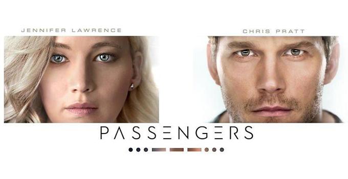 หนังดีบน Netflix passengers