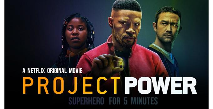หนังดีบน Netflix project power