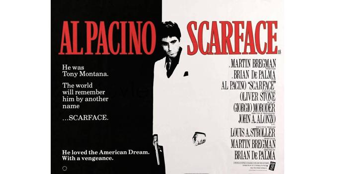 หนังดีบน Netflix scarface