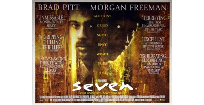 หนังดีบน Netflix seven