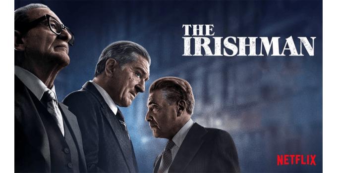 หนังดีบน Netflix the irishman
