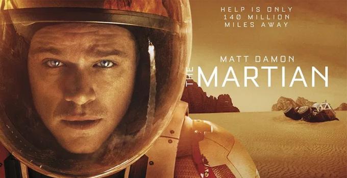 หนังดีบน Netflix the martian