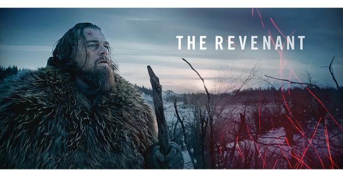 หนังดีบน Netflix the revenant