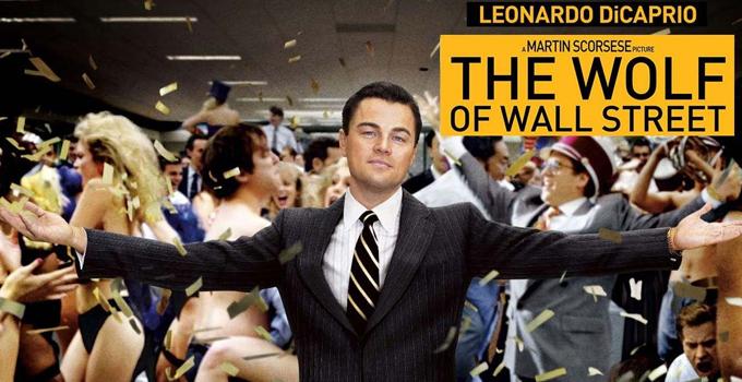 หนังน่าดู Netflix the wolf of wall street