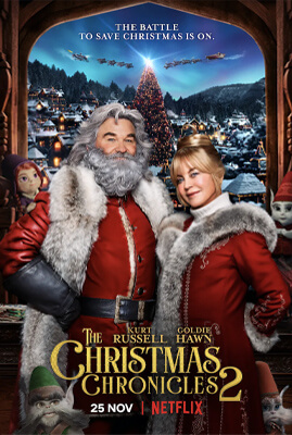 Netflix น่าดู The Christmas Chronicles Part Two