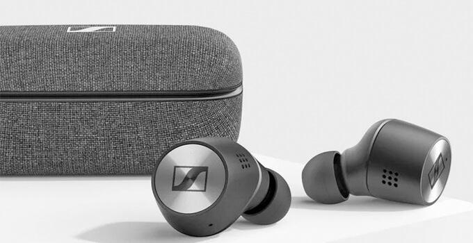 หูฟังไร้สาย True wireless Sennheiser momentum true wireless 2