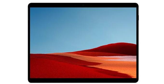 10 แท็บเล็ตน่าใช้งาน Microsoft Surface Pro x display