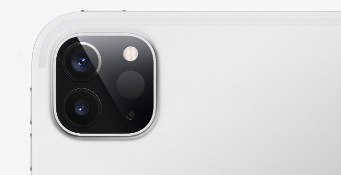 10 แท็บเล็ตน่าใช้งาน ipadpro camera 1