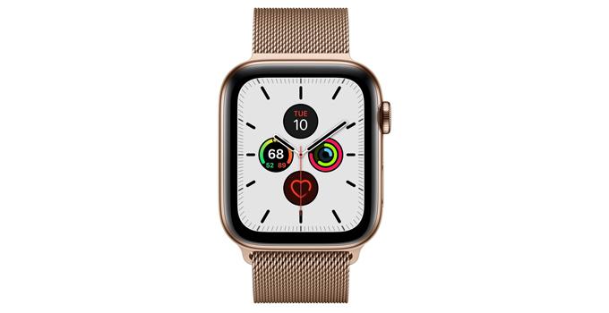 Apple Watch Series 5 retina