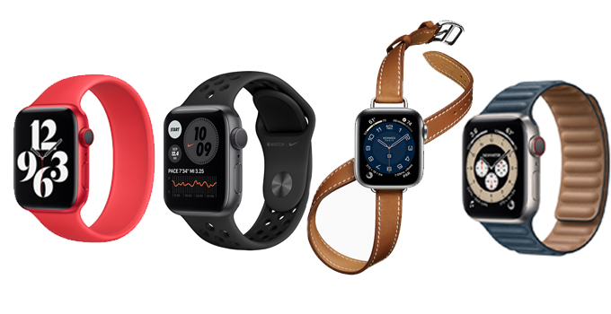 Apple Watch Series 6 collection