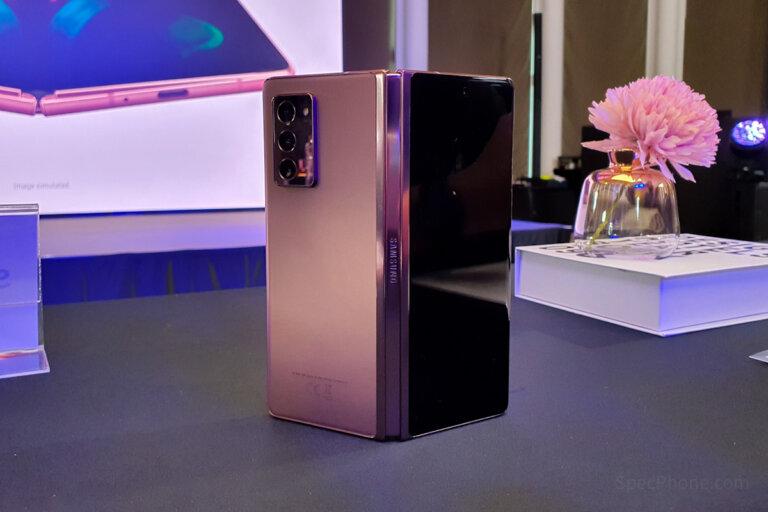 Preview Samsung Galaxy Z Fold2 5G SpecPhone 13