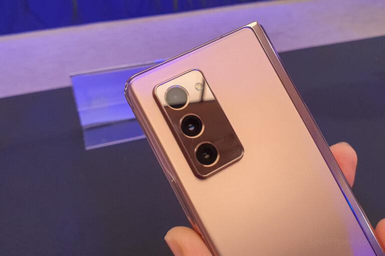 Preview Samsung Galaxy Z Fold2 5G SpecPhone 20