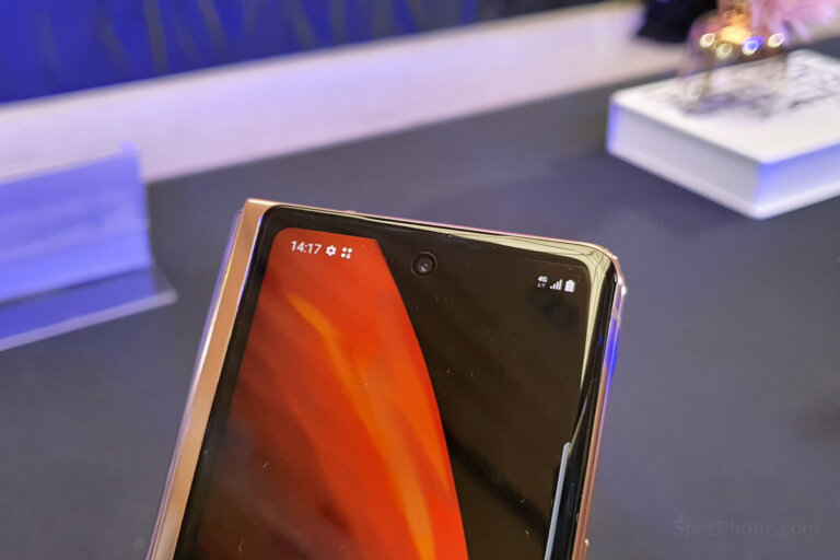 Preview Samsung Galaxy Z Fold2 5G SpecPhone 23