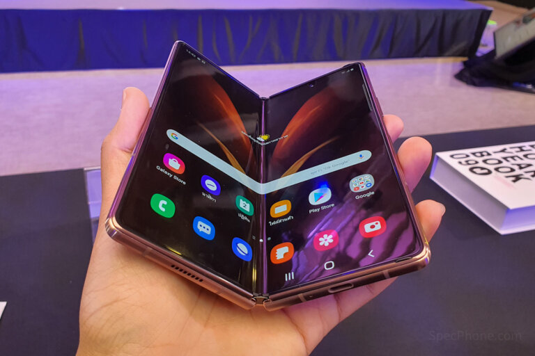 Preview Samsung Galaxy Z Fold2 5G SpecPhone 39
