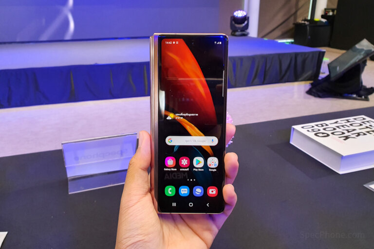 Preview Samsung Galaxy Z Fold2 5G SpecPhone 42