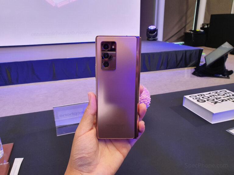 Preview Samsung Galaxy Z Fold2 5G SpecPhone 44