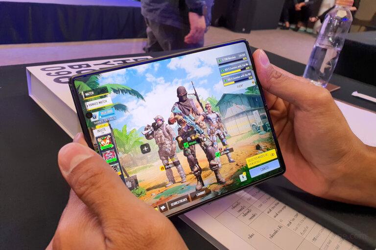 Preview Samsung Galaxy Z Fold2 5G SpecPhone 56