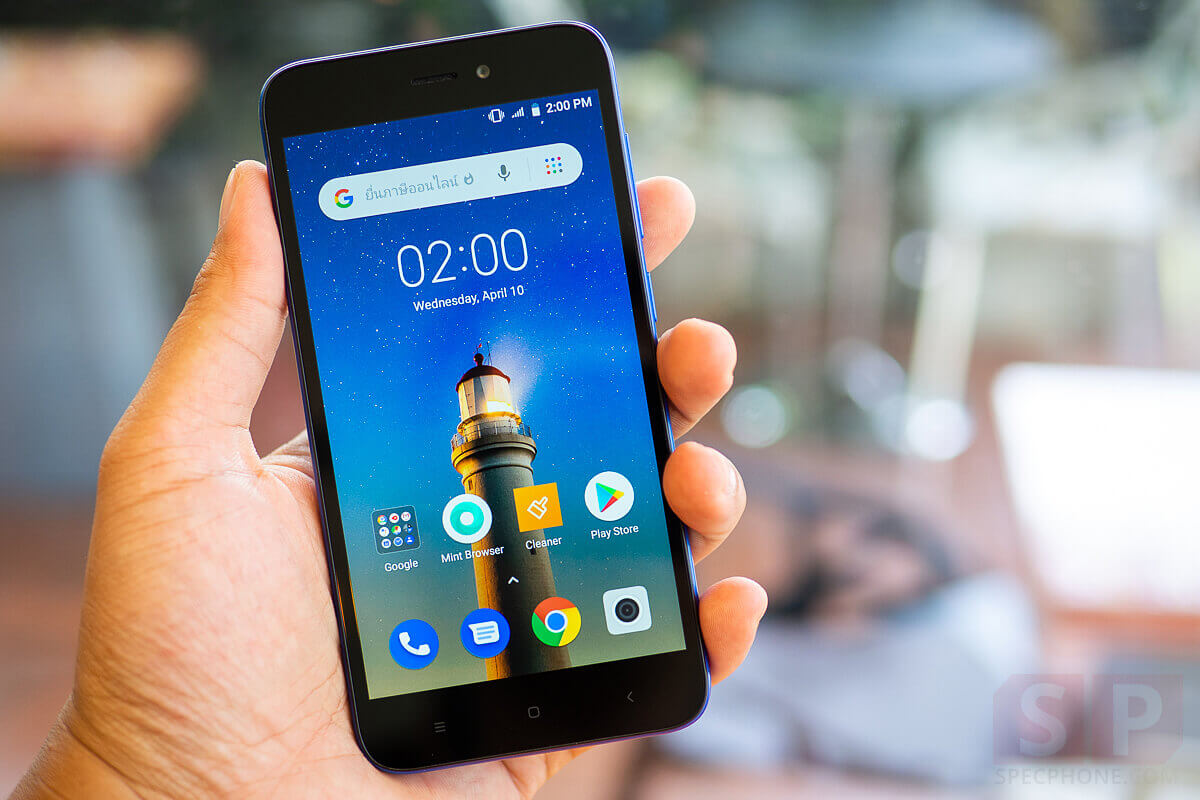 Review Redmi Go SpecPhone 12