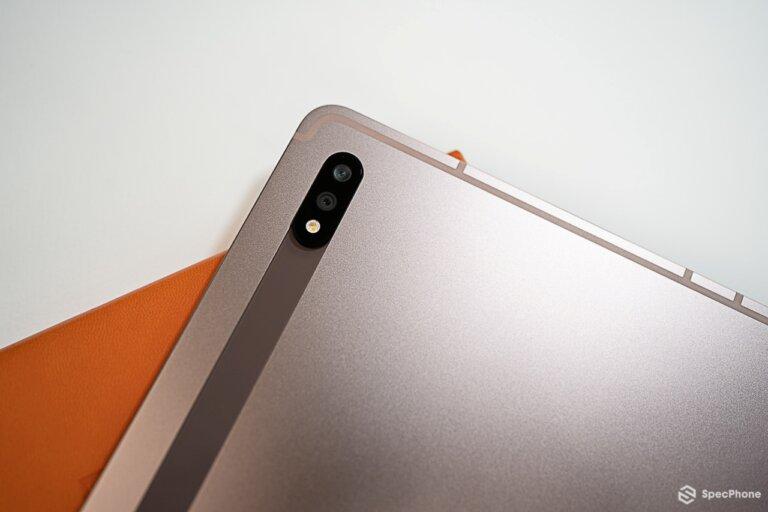 Review Samsung Galaxy Tab S7 78 1