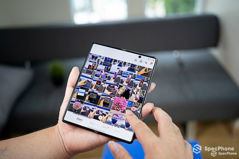 Review Samsung Galaxy Z Fold2 5G 040