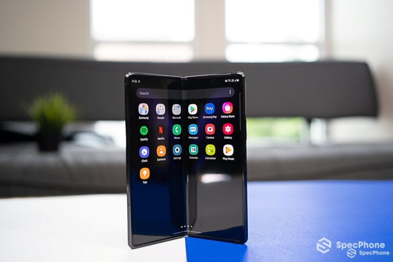 Review Samsung Galaxy Z Fold2 5G 073