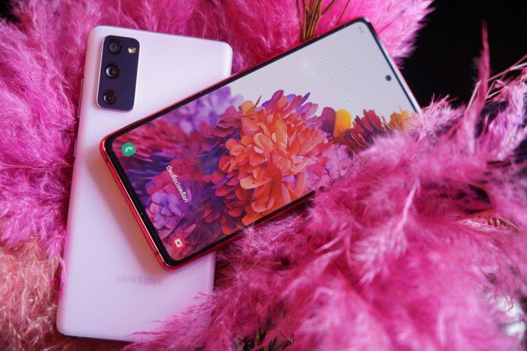 สเปค Samsung Galaxy S20 FE display