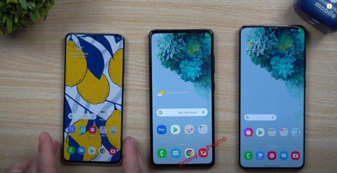 Samsung Galaxy S20FE 1 2